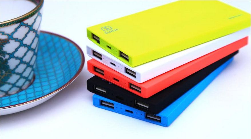 SUICH stylish power bank