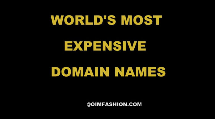 most expensive domain name