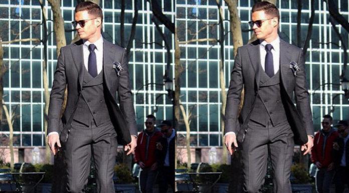 Men Suit Style 2016