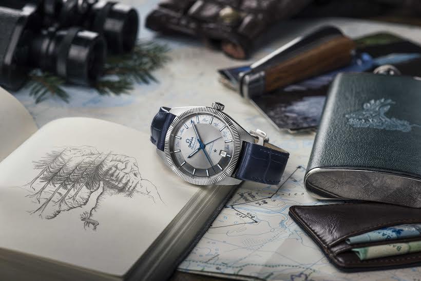 OMEGA Celebrates the Launch of the World's First Master Chronometer-GLOBEMASTER