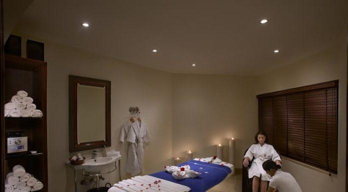 Spa & Body Massage Hotel The royal Plaza