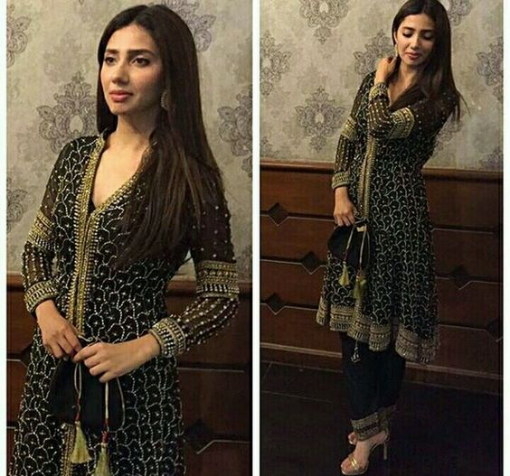 Mahira Khan Ethnic Look