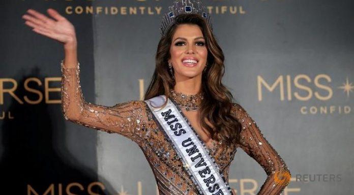 Miss Universe 2017 Iris Mattenaere