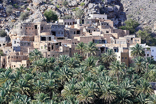 Oman Tourist PlacesOman Tourist Places