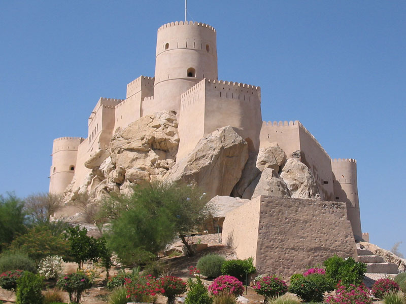 Oman Tourist Places