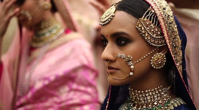 Science behind solah Shringaar