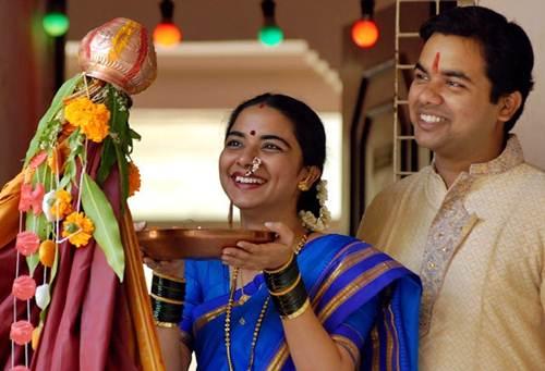 Gudi Padwa Hindu New year
