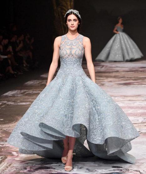 Evening Gown, Evening Dress