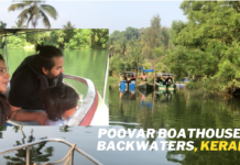 Poovar island, Kerala backwaters